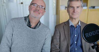 Avsnitt 77: Moral och mänsklig utveckling – samtal med Ulf Sandström