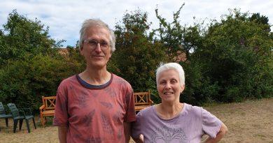 Avsnitt 84: Samtal med Henrik och Karin på Skärva